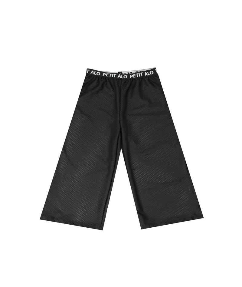 Pantalón culotte negro infantil