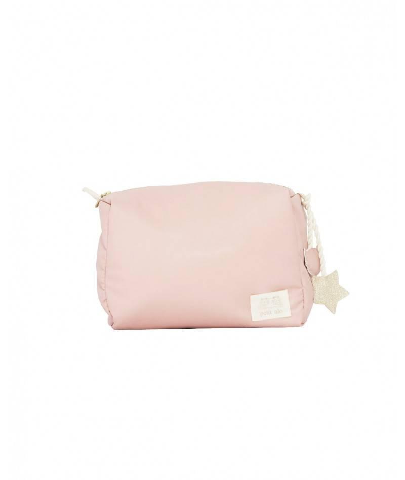 Neceser para bebé rosa
