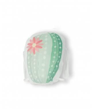 cojín protector cuna motivo Cactus