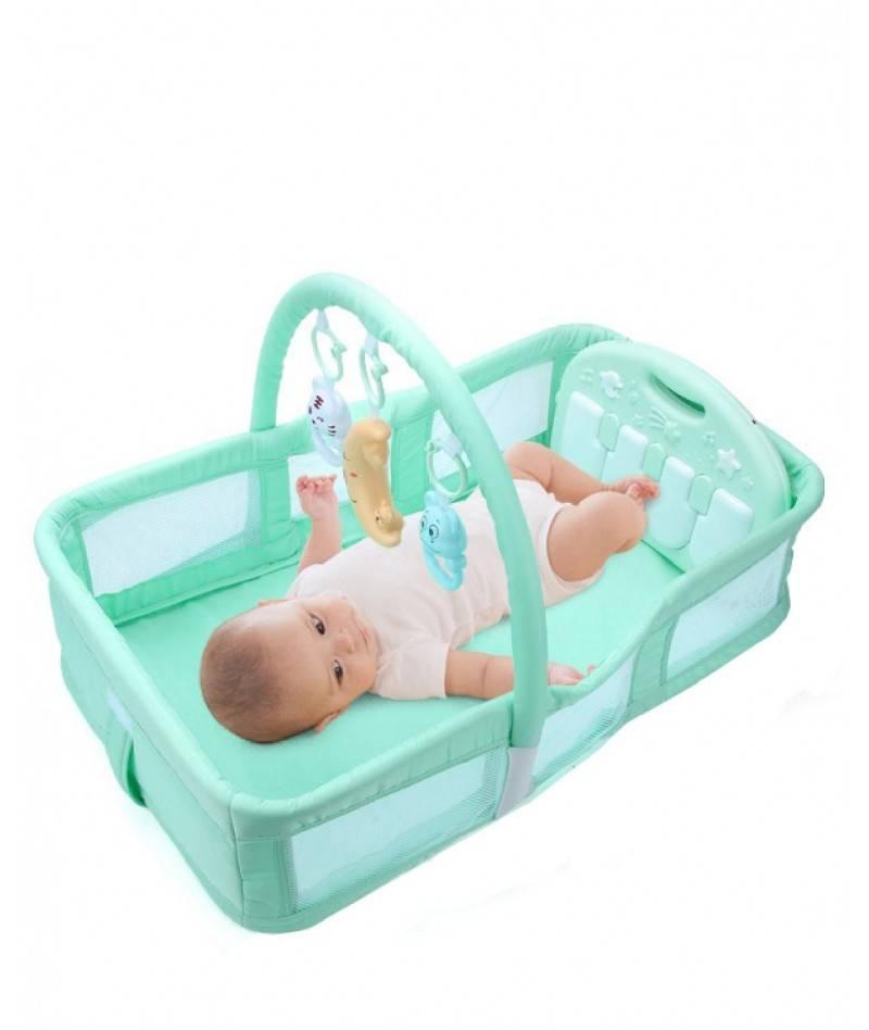 Cuna plegable para bebé