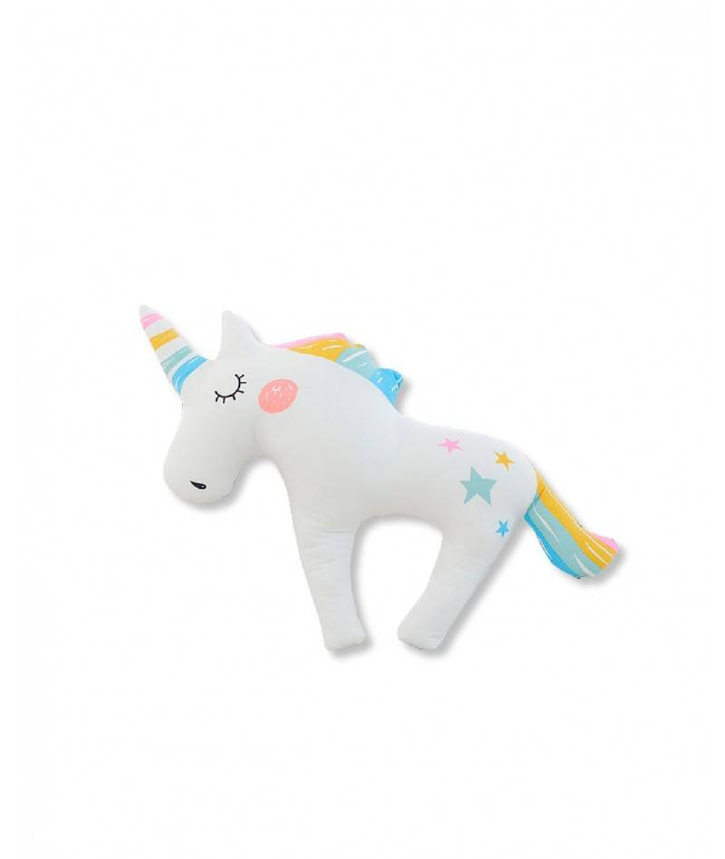 Cojín infantil unicornio