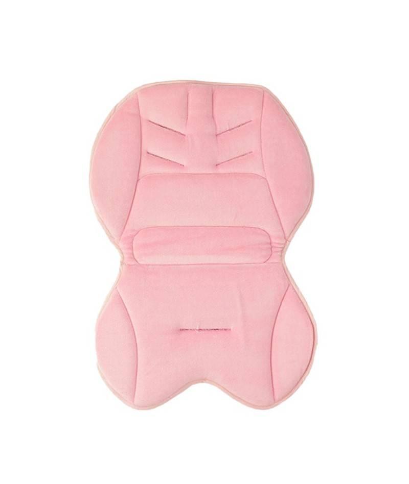 Funda para trona y sillita en rosa