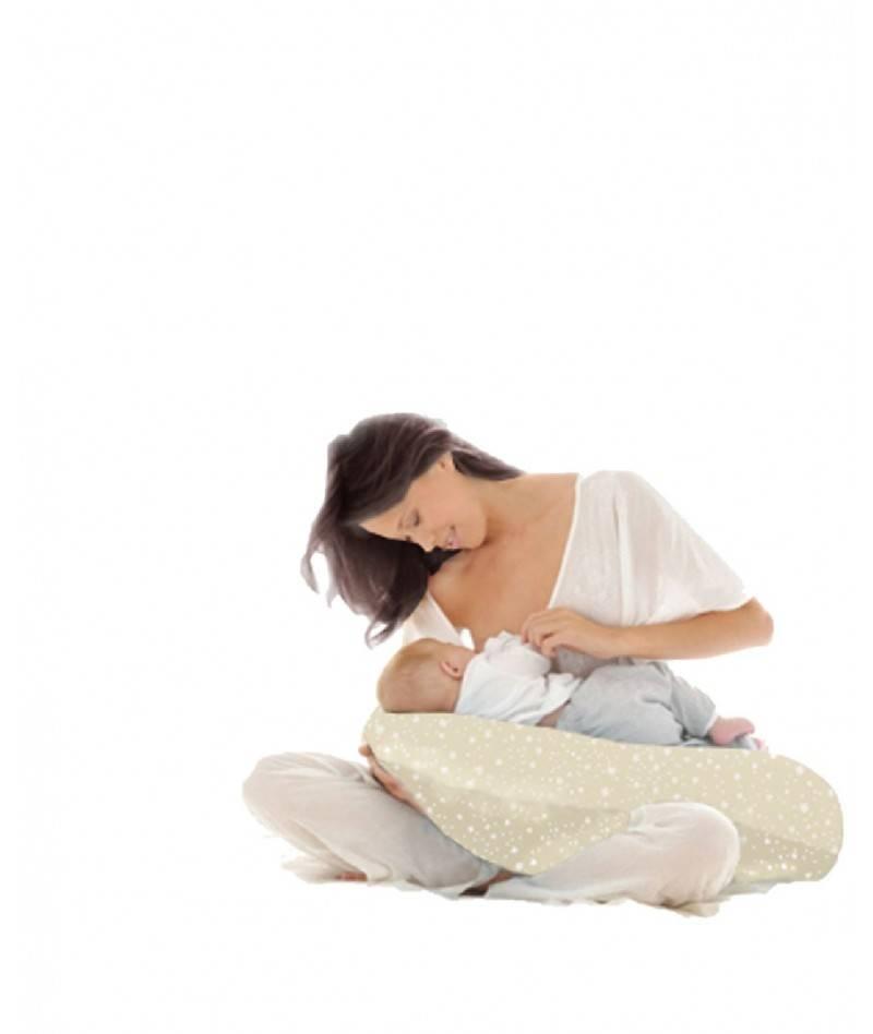 Cojín lactancia bebé